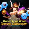 เกม RPG มือถือ Wonder5 Masters ปล่อยให้ดาวน์โหลดพร้อมกันทั่วโลกแล้วใน App Store