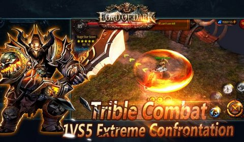 Lord of Dark เกมมือถือ Action RPG มาใหม่ มีดีที่ภาพสวย กราฟิกสุดอลัง!!!