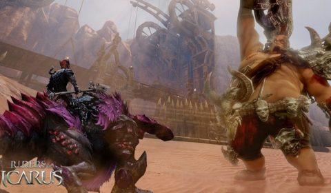 Riders of Icarus เกม MMORPG แฟนตาซีฟอร์มยักษ์จาก Nexon เปิด OBT เต็มรูปแบบในเซิฟเวอร์อินเตอร์แล้ว