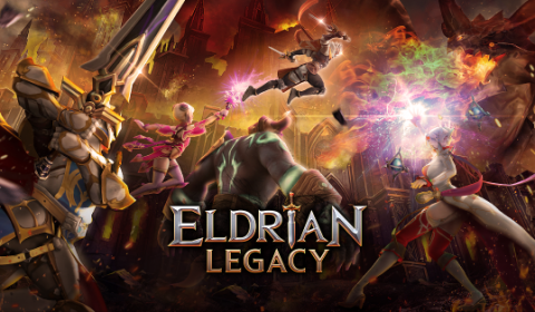 JoyCity  เปิดตัวเกม RPG ใหม่ Eldrian Legacy พร้อมแล้วบน iOS และ Android ใครลงทะเบียนไว้รีบไปเคลมรางวัลด่วน!