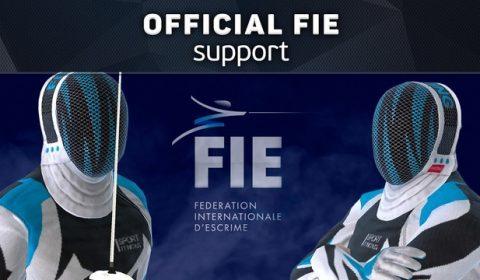 เกมกีฬาฟันดาบ FIE SWORDPLAY สมจริงแบบ 3D สนับสนุนโดยสหพันธ์ฟันดาบนานาชาติ เปิดตัวแล้ววันนี้!