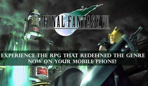 Final Fantasy 7 สำหรับ Android เปิดตัวแล้ว บน Google Play Store ทั่วโลก