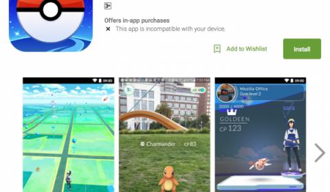 ในที่สุด Pokemon GO ตัวเต็ม! ปล่อยให้ดาวน์โหลดแล้วในบางประเทศทั้ง iOS และ Android (มีไฟล์ .apk)
