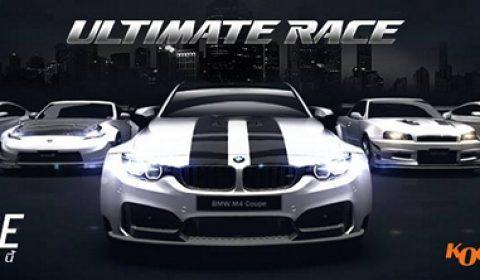 Ultimate Race (UR)  เกมรถแข่งใหม่จาก ทรู ดิจิตอล พลัส เปิด Official Fanpage ทางการ พร้อมซิ่งทดสอบ ก.ย. นี้