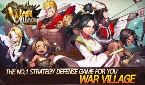 เกมใหม่มาแรง War Village สงครามอารยธรรม เปิดศึกชิงเมืองแล้ววันนี้