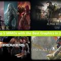จัดอันดับ 5 เกม MMO กราฟฟิกขั้นเทพ! ที่จะเปิดตัวให้สัมผัสความงามในปี 2017 นี้