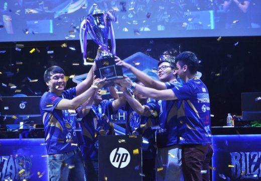 ทีมไทยเฮ! ผงาดขึ้น Top 3 เอเชียตะวันออกเฉียงใต้ ในเกม Heroes of the Storm