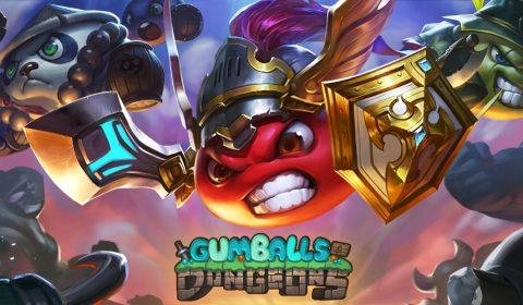 [Review] ล่าสมบัติใต้ภิภพกับ  Gumballs & Dungeons