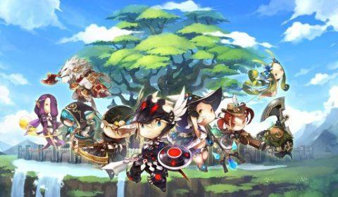Dungeon Striker G เกมออนไลน์ Mobile RPG ตัวใหม่ล่าสุดของ Nexon เปิดให้ลงทะเบียนล่วงหน้าแล้วในญี่ปุ่น (JP)