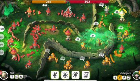 Mushroom Wars 2 เกมวางแผน Real-Time Strategy เปิดตัวแล้วบน iOS และ Apple TV