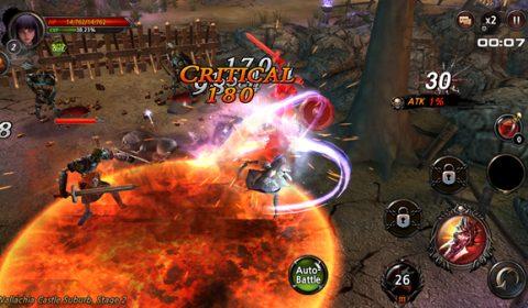 เกมส์มือถือใหม่ Cry สงครามครั้งใหม่กับเหล่าทวยเทพ เปิดให้บริการทั้ง iOS และ Android แล้ววันนี้