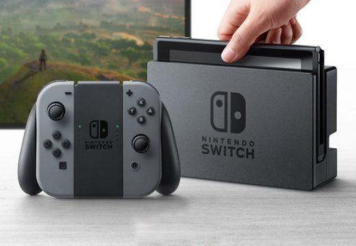 Nintendo Switch ประสบการณ์ความสนุกรูปแบบใหม่จากปู่นิน