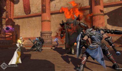 Revelation เกมส์ออนไลน์ MMORPG กราฟิกเยี่ยมเปิดให้ลงทะเบียน Global แล้ววันนี้