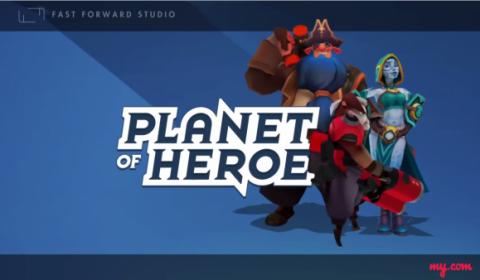 Planet of Heroes เกมมือถือ MOBA ปล่อยทดสอบเวอร์ชั่น Closed Beta มาพร้อมฮีโร่ตัวใหม่