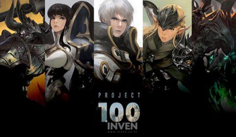 Project 100 เกมส์มือถือใหม่ขั้นเทพจากเกาหลี เปิดเผยตัวครั้งแรกให้โลกได้รู้จัก