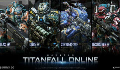 Nexon เตรียมเปิดทดสอบ Titanfall Online รอบ CBT ที่เกาหลี 15 ธ.ค. นี้