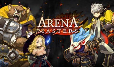 Nexon ประเดิมปี 2017 เปิด Arena Masters แบบ Soft launch ในไทยที่แรกของโลก