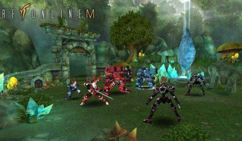 ปีแห่งการเกิดใหม่ RF Online M เกมส์ sci-fi MMORPG สุดคลาสสิคกำลังจะกลับมาบนมือถือ