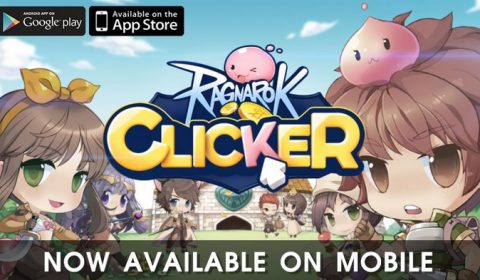 Ragnarok Clicker พร้อมให้ดาวน์โหลดแล้ววันนี้บน iTunes