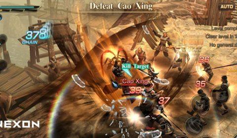 ใกล้ได้เวลามันส์ Dynasty Warriors: Unleashed เปิดให้ลงทะเบียนล่วงหน้าแล้ววันนี้