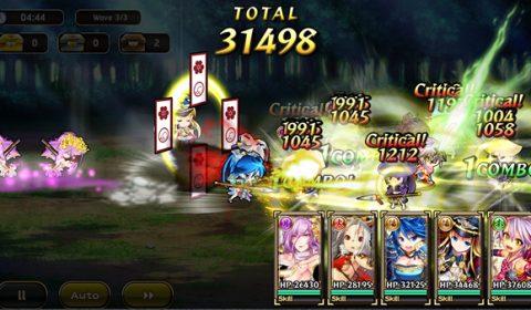 Sengoku Blades เกมส์มือถือใหม่ของขุนพลสาวยุคเซ็นโกคุ เปิดให้ลงทะเบียนล่วงหน้าแล้ววันนี้