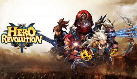 Hero Revolution 3D เกมมือถือ Action RPG ผจญภัยในโลกแฟนตาตาซี เปิดให้บริการเต็มรูปแบบทั้ง iOS และ Android แล้ว
