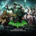 ถึงเวลาตัวร้ายออกโรง Batman: Arkham Underworld เปิดลงสโตร์ไทยครบทั้ง iOS และ Android ให้มันส์กันแล้ว