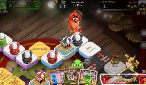 Angry Birds: Dice กลับมาอีกครั้งกับนกโมโห เวอร์ชั่นเกมเศรษฐี!!