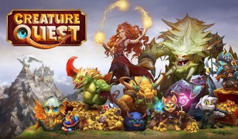 สานต่อตำนานจากผู้สร้าง Might&Magic  กับเกมมือถือใหม่ Creature Quest