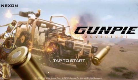 (Review Mobile Game) Gunpie Adventure : ฝ่าดงมอนสเตอร์กับโคตรเกมมือถือจาก Nexon