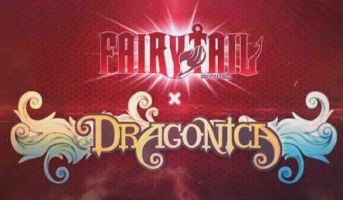 ชุบชีวิต Dragonica Mobile กลับมาอีกครั้งพร้อมเนื้อเรื่องจาก Fairy Tail
