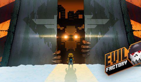 Evil Factory เกมส์มือถือใหม่จาก Nexon สุดอินดี้ ความมันส์ระดับคลาสสิค พร้อมเปิดให้บริการแล้ววันนี้ ทั่วโลก