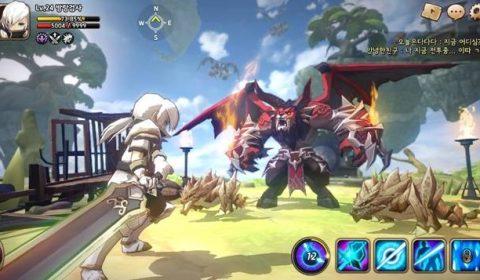 Com2uS ต่อยอดเกม Summoners War เล็งดันเวอร์ชัน MMORPG สู่ตลาดระดับโลก!