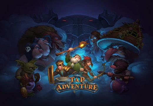 รีวิวเกม[Android, PC] แทปผจญภัยสุดขอบฟ้า! Tap Adventure: Time Travel