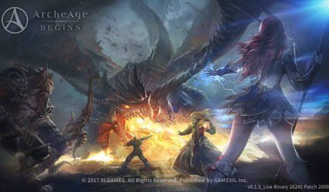 (Review Mobile) ArcheAge Begins  สุดยอดเกมระดับโลก มีเวอร์ชั่นมือถือแล้ว!