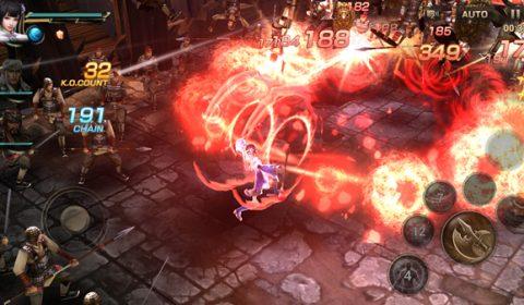 มาถึงไทยแล้ว Dynasty Warriors: Unleashed สงคราม 3 ก๊ก บนมือถือ อีกหนึ่งสมรภูมิที่ไม่ควรพลาด