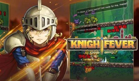 ย้อนยุค 16-บิท Knight Fever เกมมือถือ RPG จาก Webzen เปิดให้เล่นช่วง soft-launch แล้ววันนี้
