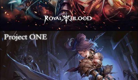 GAMEVIL เตรียมส่งเกมใหม่ MMORPG ฟอร์มยักษ์ Royal Blood และ Project One ลงสนามปี 2017 นี้