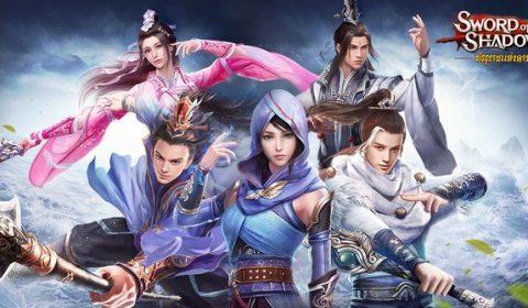 สาวก9Yin เฮ! Sword of Shadows เกมใหม่ Open World จ่อลงสโตร์ไทย 22 มี.ค. นี้