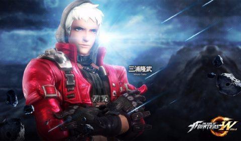 เชิญชมภาพการต่อสู้ในเกม The King of Fighters World เกมมือถือ Mobile MMORPG ใหม่ล่าสุดจากค่าย SNK
