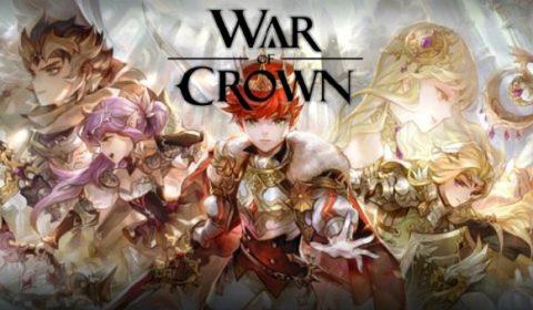 War of Crown เกมมือถือ SRPG จาก Gamevil เปิดให้เล่นช่วง Final Closed Beta แล้วบน Android