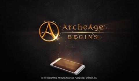 เกมมือถือ ArcheAge Begins เตรียมเปิดทดสอบ Closed Beta ทั่วโลกพร้อมกันปลายเดือนมีนาคม 2017 นี้
