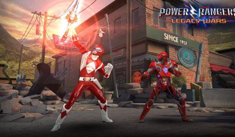 Power Rangers: Legacy Wars นักรบ 5 สีกำลังจะกลับมา ห้ามพลาดลงทะเบียนล่วงหน้าได้แล้ววันนี้