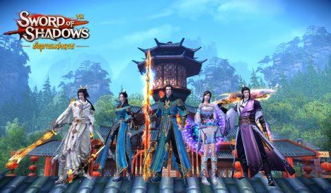 Sword of Shadows มัจจุราชแห่งดาบ เผยจุดเด่นทั้ง 5 สำนัก ก่อนเปิด OBT