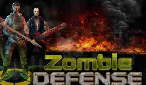 [Mobile – PC] เล่นสนุกสุดเพลินไปกับ Zombie Defense