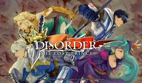 (Review Mobile game) Disorder: The Lost Prince : ตามหาเจ้าชายกับเกมแอ็คชั่นภาพสไตล์ ART ที่สวยพริ๊ง!