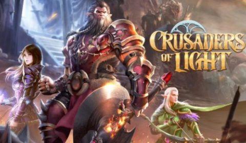 Crusaders of Light เกมมือถือ MMORPG แนว World of Warcarft เริ่ม Soft-launch แล้วในบางประเทศ