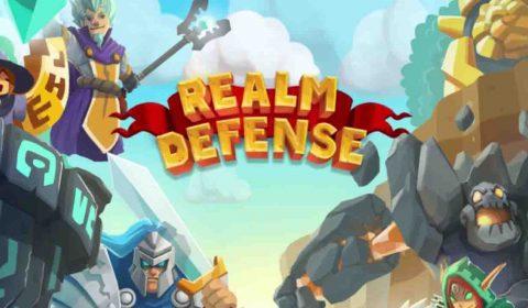 [รีวิวเกมมือถือ] Realm Defense เกมกันป้อมที่มันส์ที่สุดในขณะนี้
