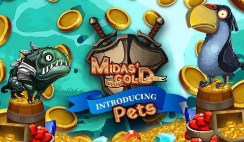 [PC-Steam-Free] มาผลาญเวลากันเถอะกับเกมคลิกสุดมันส์ Midas Gold Plus