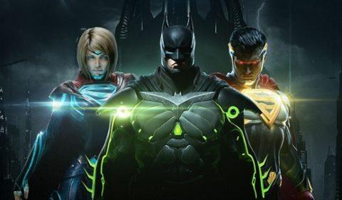 (รีวิวเกมมือถือ) Injustice 2 ภาคต่อของการปะทะเหล่าฮีโร่ และลงมือถือแถมฟรี!